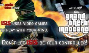 Anti-ISIS propaganda