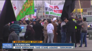 Dearborn Demonstration